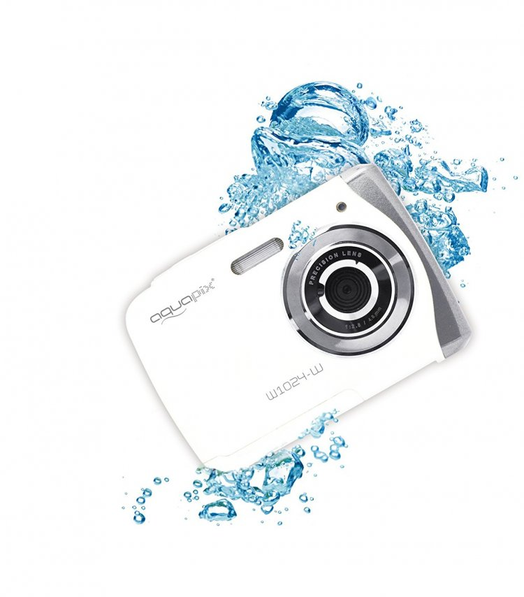 Easypix W1024 10MP CMOS 4608 x 3456pixels White - digital cameras recensione