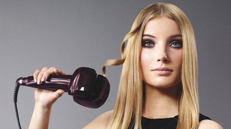 Come avere capelli ricci in 5 minuti con l'arricciacapelli Magic Curl