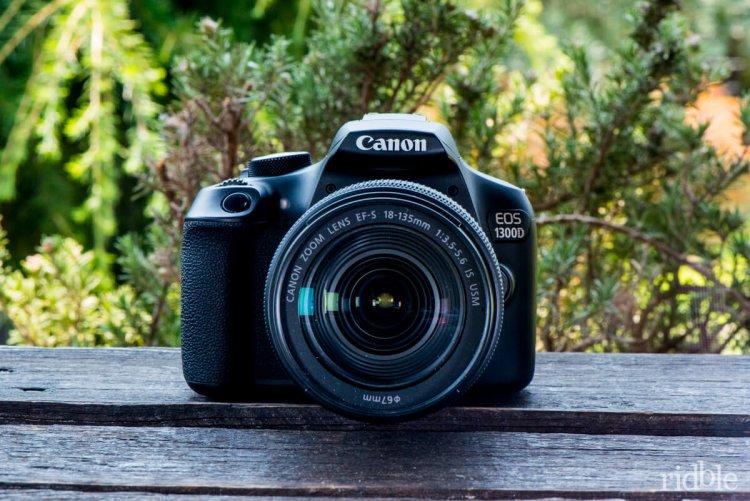 Canon EOS 1300D Kit Fotocamera Reflex Digitale Recensione prodotto