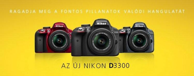 Nikon D3300 Kit Fotocamera Reflex Digitale Recensione