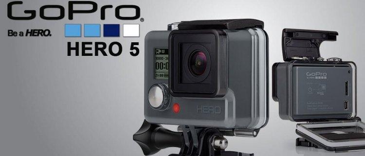 GoPro HERO5 Black Videocamera Subacquea 4K Opinioni, Prezzo, Recensione