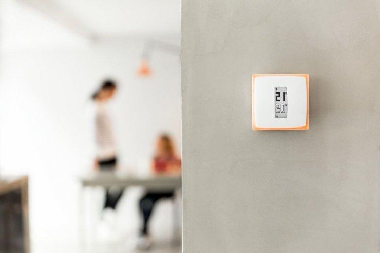Termostato Intelligente per caldaia individuale - Netatmo by Starck -WiFi Opinioni, Prezzo, Recensione