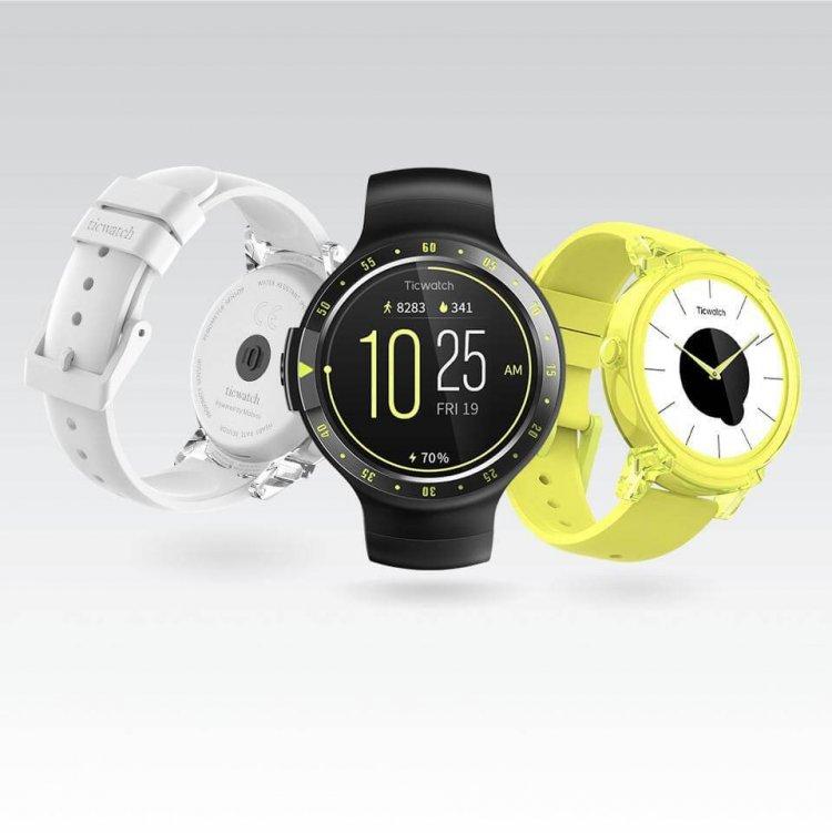 Ticwatch E Shadow Compatibile con iOS e Android Opinioni, Prezzo, Recensione