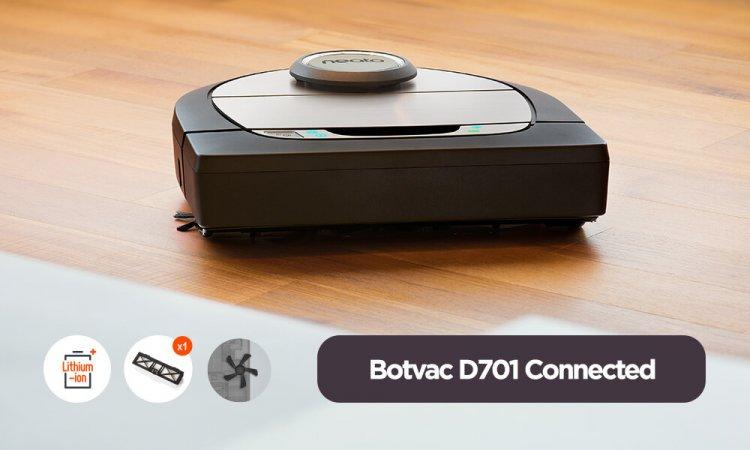 Neato Robotics Botvac D7 Connected - Robot aspirapolvere Opinioni, Prezzo, Recensione