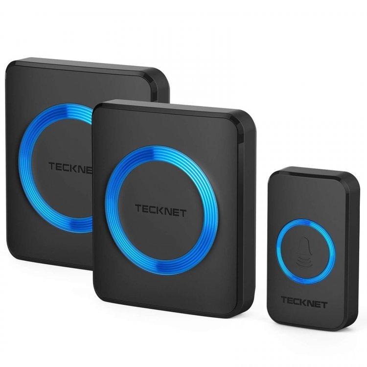 Campanelli Wireless Impermeabile, TeckNet Offerte, Opinioni, Recensione