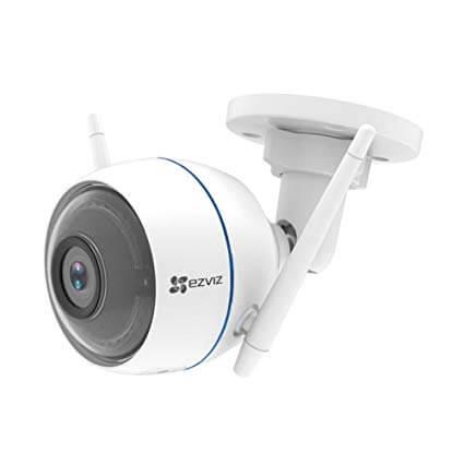 EZVIZ ezTube 720P Telecamera di Sicurezza con Night Vision Offerte, Opinioni, Recensione
