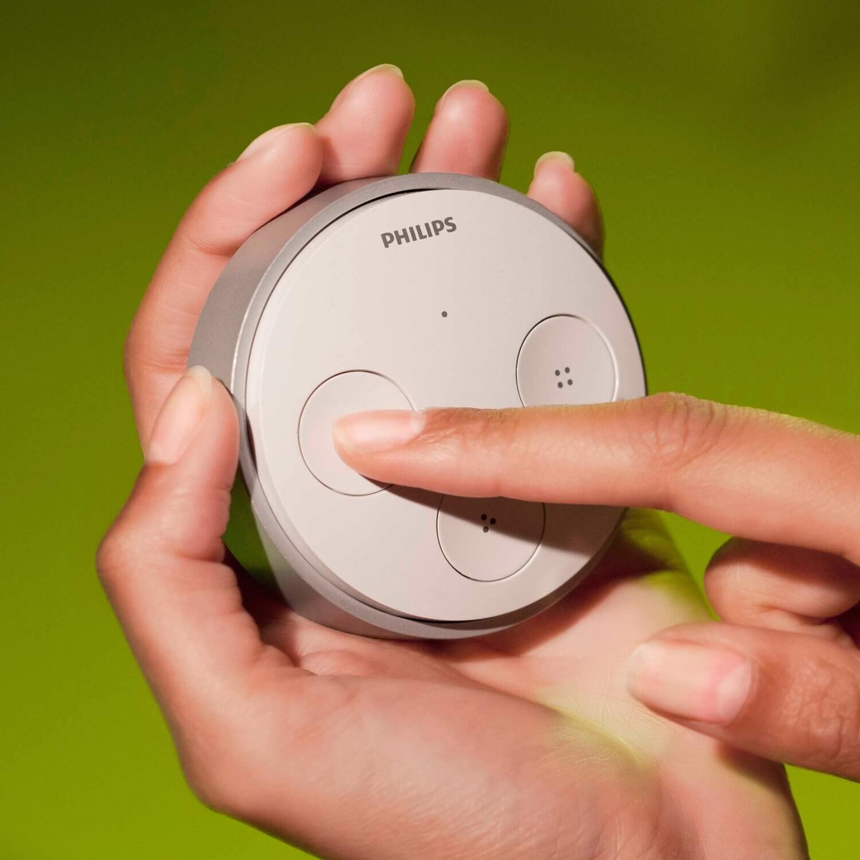 Philips Hue Tap Telecomando Wireless per il Controllo del Sistema Philips Hue Offerte, Opinioni, Recensione