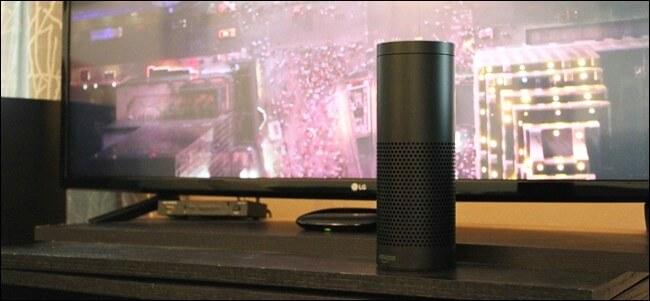 Guida al controllo della TV o lo stereo con Amazon Echo e Logitech Harmony Hub