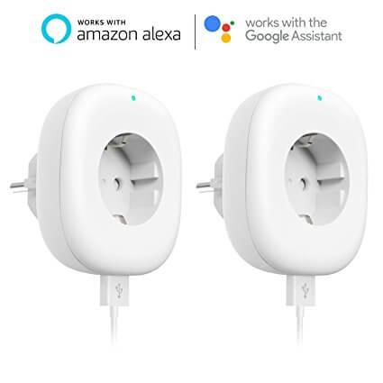 Presa WiFi con Smart Led Lamp e 2 Porte USB: Offerte, Opinioni, Recensione