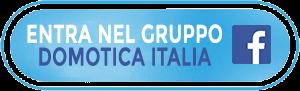 gruppo facebook domotica italia ufficiale