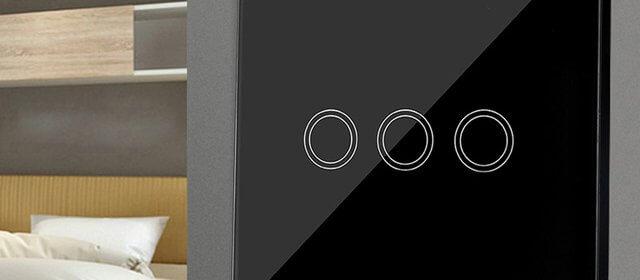 FUNRY Interrutore di Luce, Interruttore touch da parete: Offerte, Opinioni, Recensione