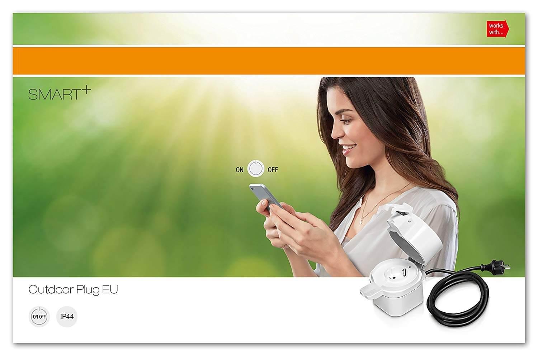 Osram Smart+ Plug Outdoor Zigbee, Presa Intelligente per Esterni: Offerte, Opinioni, Recensione