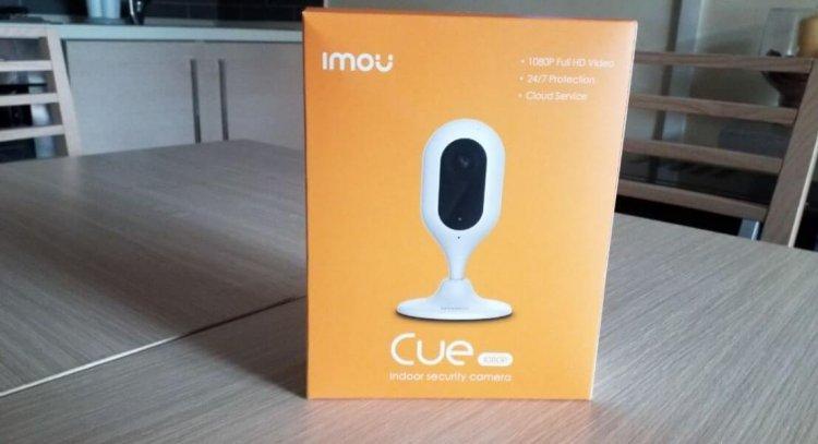 Telecamera di sicurezza Imou Cue 1080P, telecamera Wi-Fi IP da 1080p: Offerte, Opinioni, Recensione