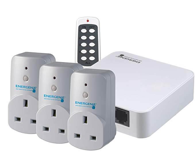 EnerGenie MIHO027 - Starter Kit per la domotica della casa: Offerte, Opinioni, Recensione