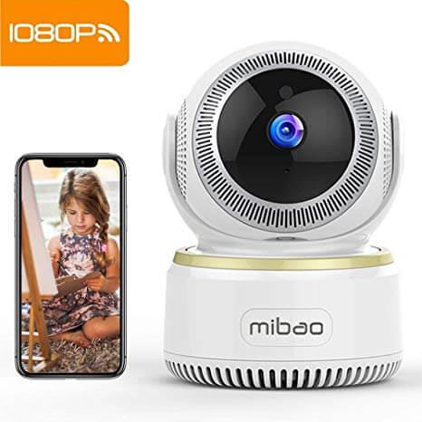 Mibao Telecamera Sorveglianza Wifi 1080P: Offerte, Opinioni, Recensione