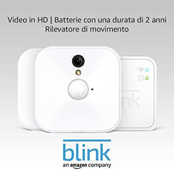 Sistema di telecamere per la sicurezza domestica Blink: Offerte, Opinioni, Recensione