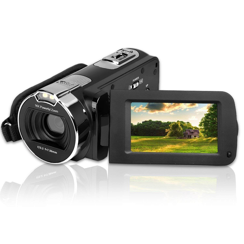 Videocamera Digitale Fotocamera Full HD 1080p: Offerte, Opinioni, Recensione